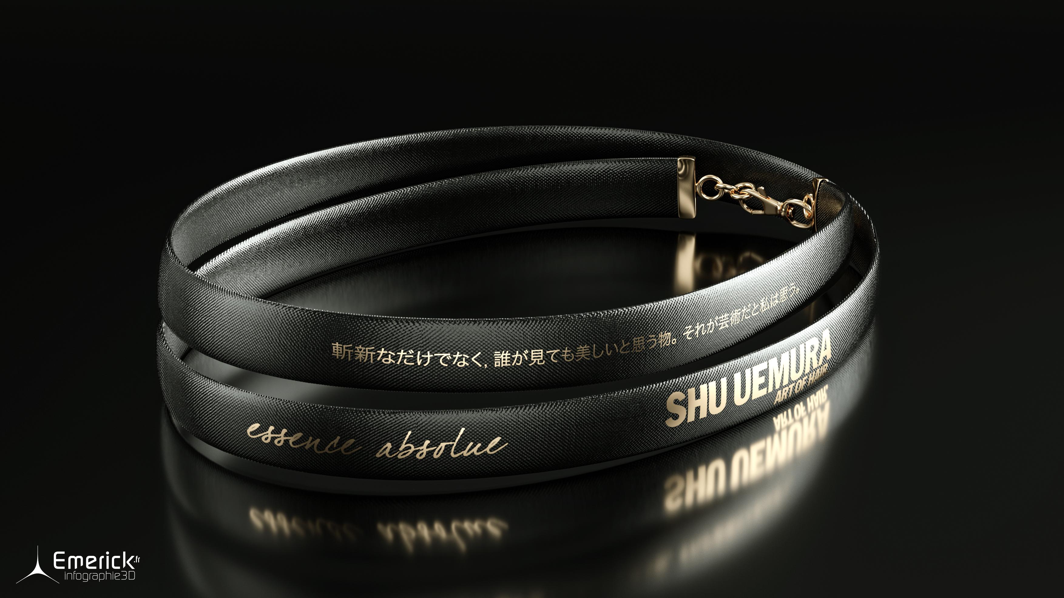 Bracelet Shu Uemura
