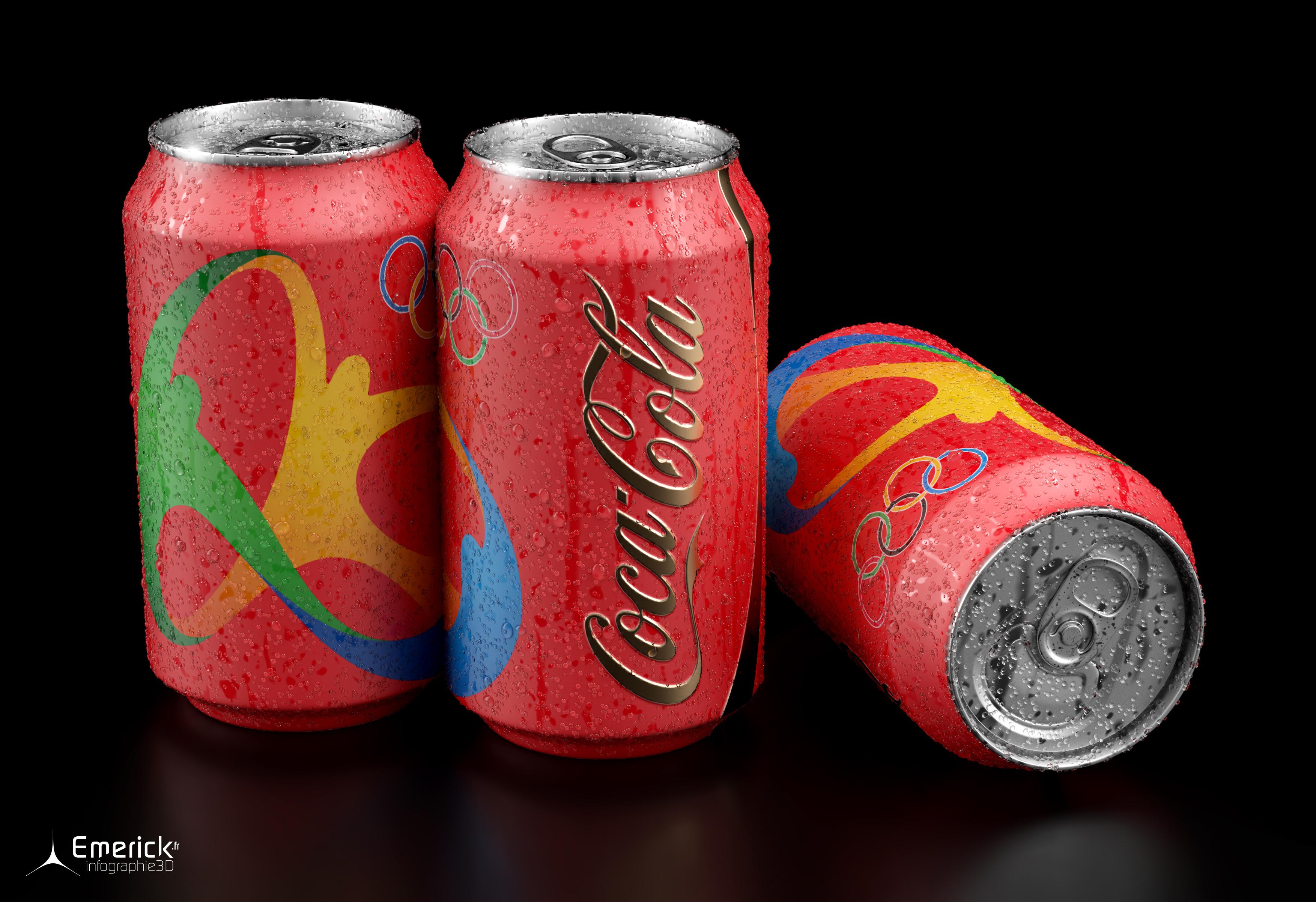 Coca Cola (JO Rio)