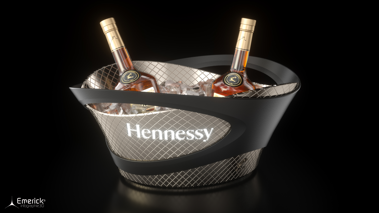 Seau Hennessy