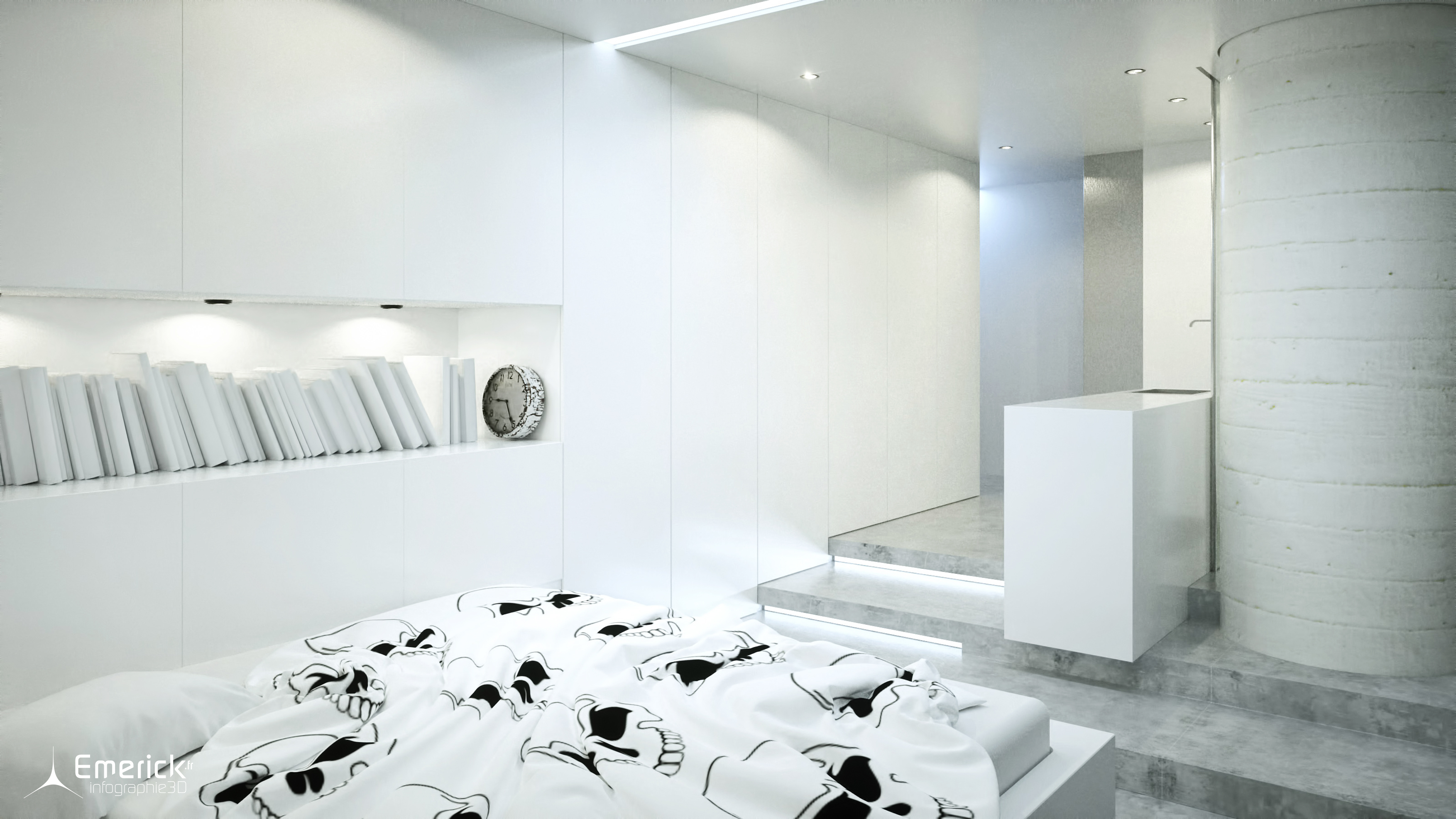 Résidence Yolles (Architecte : J-Chou)
