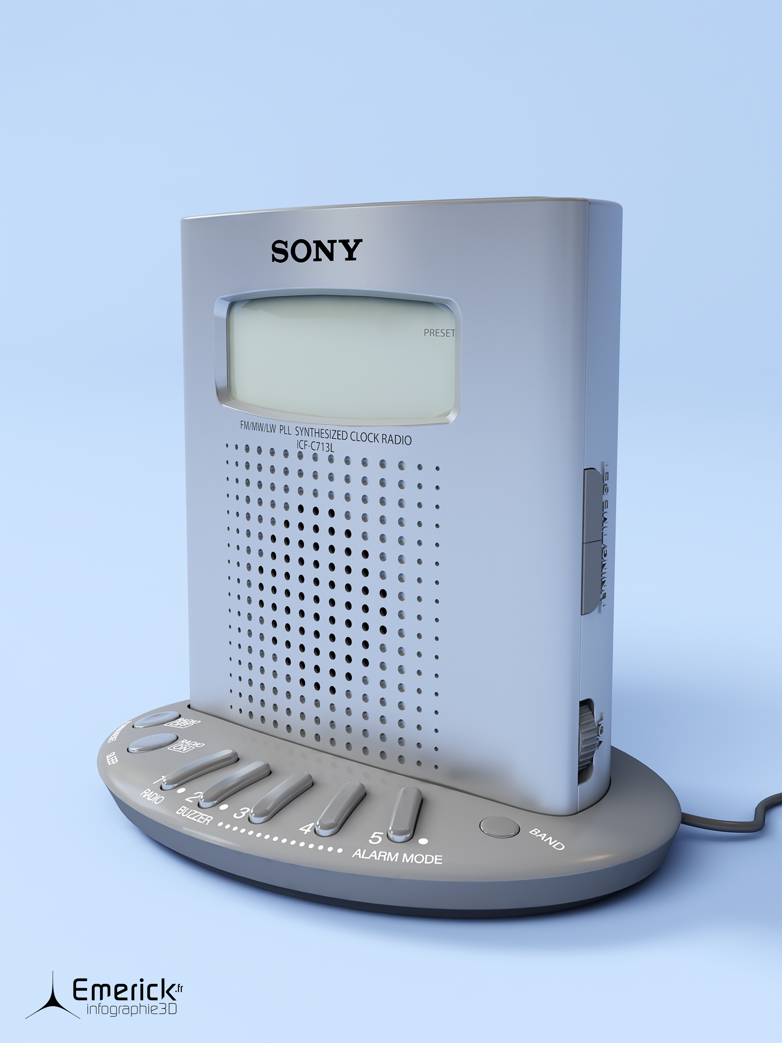 Radio reveil